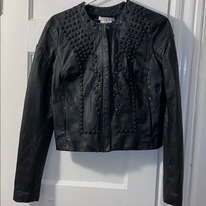 Jackets & Blazers - Givenchy leather jacket